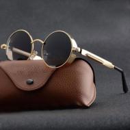 Óculos de sol vintage com lentes polarizadas e espelhadas Ref 2277