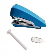 Mini máquina de costura manual portátil sem fio com agulha Ref 2512