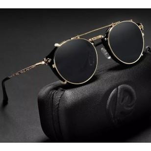 Óculos com duas camadas de lentes Ref 2821