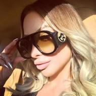 Óculos de sol Anitta lançamento Ref 2659