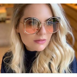 Óculos grife D luxo coleção influencers instagram Ref 2470