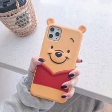 Capa IPhone 11 pro max Ursinho Poch 3D Ref 2989