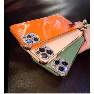 Capa de luxo brilhantes para IPhone 11 pro max Ref 2986
