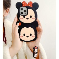 Capinha da Minnie 3D para IPhone 12 pro max Ref 2988