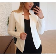 Blazer casaco terninho feminino slim Ref 1556