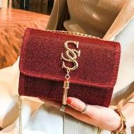 Bolsa de ombro luxo blogueiras Ref 1384