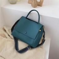 Bolsa feminina azul Tiffany luxo Ref 1242