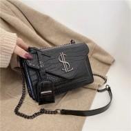 Bolsa feminina de luxo grife de couro Ref 3367