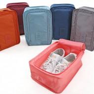 Bolsa para guardar sapatos calçados chinelos Ref 2170
