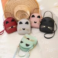 Bolsa feminina de gatinho em várias cores Ref 2164