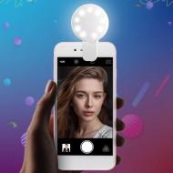 Nova luz de selfie para todos tipos de celular Ref 2311