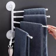 Porta toalhas de banho moderno exclusive Ref 2971