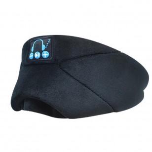 Óculos de dormir tapa olhos com altofalante bluetooth fone ouvido Ref 1995