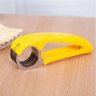 Cortador de alimentos em fatias redondas perfeitas Ref 2956
