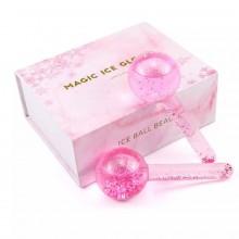 Massageador facial ice globes anti rugas rejuvenescedor Ref 3005