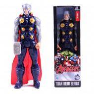 Boneco original Thor Marvel Vingadores 30 cm Ref 2753
