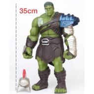 Boneco hulk gladiador 35 cm de altura vingadores Ref 2712