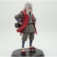 Arte Boneco PVC Naruto Sennin Jiraiya 19cm Naruto Ref 2748