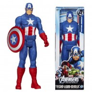 Boneco do Capitão América Marvel original 30 cm 2750
