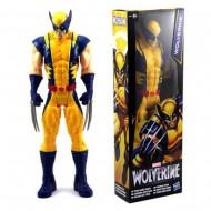 Boneco Marvel Wolverine original 30 cm colecionáveis Ref 2749