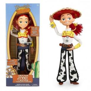 Boneco colecionável Jessie Toy Story original 35 cm Ref 2761