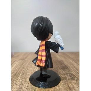 Boneco 16 cm Harry Potter escultura colecionável Ref 2743