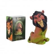 Escultura Scar do Rei Leão 13 cm coleção vilãos Ref 2741