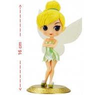 Escultura PVC 16 cm Sininho Disney Fada Peter Pan Ref 2739