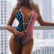 Maiô estampa Estados Unidos da América Ref 184