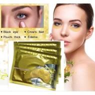Máscara de ouro especial contra olheiras Ref 2015