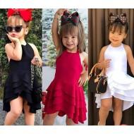 Vestido infantil de festa para crianças Ref 2710