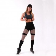 Calça legging fitness anti celulite e estrias Ref 834