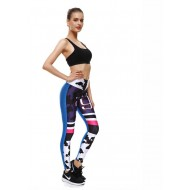 Calça feminina legging de treino Ref 997