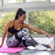 Calça legging fitness coleção 2020 Ref 816