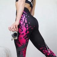 Calça feminina legging crossfit Ref 850