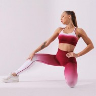 Conjunto moda fitness ginástica academia Ref 896
