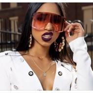 Óculos feminino exterminadora com UV 400 Ref 1533