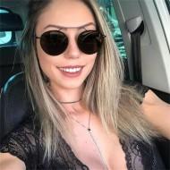 Óculos blogueira influencer preto