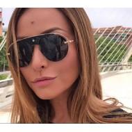 Óculos Sabrina Sato estrela aviador Ref 1548