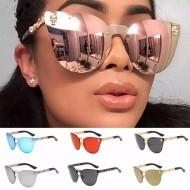 Óculos de sol feminino caveira Ref 1370