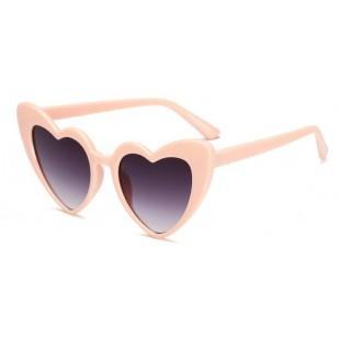 Óculos de sol UV armação de coração Ref 1059