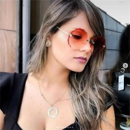 Óculos pink dream coleção blogueiras Ref 1043
