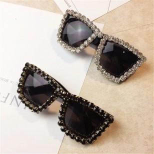 Óculos de luxo feminino em promoção Ref 1602