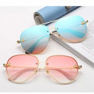 Óculos aviador várias cores linha Influencer Digital Ref 1527
