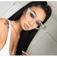 Óculos das celebridades linha moderna UV 400 Ref 1530