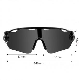 Óculos de ciclismo UV 400 esporte Ref 1603