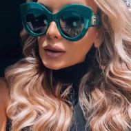 Óculos de sol influencers verde Ref 227