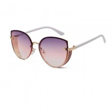 Óculos com lateral brilhante premium Ref 3289