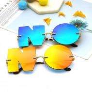 Óculos letras NO Ene Ref 3041