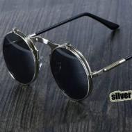 Óculos que abre as lentes com flip redondo Ref 3235